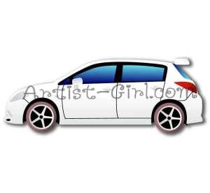 Vectors-Art-Car-006