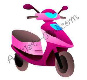 Vectors-Art-Motorcycle-011