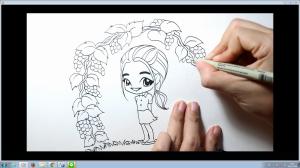 ลายเส้นการ์ตุน, DRAWING, ดรออิ้ง, วาดการ์ตุน, การ์ตูนญี่ปุ่น, ภาพประกอบ, ภาพการ์ตุน, สอนวาดรูปการ์ตูน, รูปการ์ตุนลายเส้น, Cartoon cute, พื้นฐานการวาดภาพ, วาดเส้น, การ์ตุนน่ารัก
