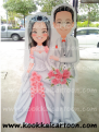 Stand-show-wedding-cartoon-1-By-kookkaicartoon