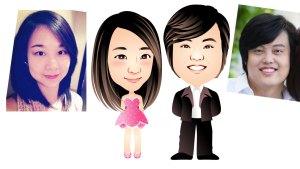 wedding cartoon present, รับทำการ์ตูนงานแต่ง, การ์ตุนงานแต่ง, animation cartoon คู่บ่าวสาว, แบม ชัญญา, Artist Girl-Tattoo, Artist Girl การ์ตูนคู่รัก, การ์ตูนงานแต่ง, การ์ตูนล้อเลียน, การ์ตูนคู่บ่าวสาวน่ารักๆ, wedding cartoon animation , การ์ตูนเคลื่อนไหวคู่บ่าวสาว, animation cartoon, การ์ตูนน่ารักคู่บ่าวสาว, marry cartoon, เซอร์ไพร์งานแต่ง, ฟรีเซนท์งานแต่ง, kookkaicartoon, กุ๊กไก่การ์ตูน, บิกิแบม, หมวย กุ๊กไก่การ์ตูน,การ์ตูนตั้งหน้างาน, stand cartoon, ป้ายการ์ตูนหน้างาน, ป้ายการ์ตุน, การ์ตูนงานแต่งราคาประหยัด, การ์ตูนราคาประหยัด, แต่งงานการ์ตูน, การ์ตูนแต่งงาน, การ์ตูนสุดฮิต, การ์ตูนสมัยใหม่