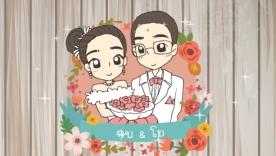 เรื่องราวการ์ตูนความรัก โย ♥ กบ 26 มีนาคม 2560 แนวการ์ตูนคอมมิคส์ น่าร๊ากกก อ่ะ